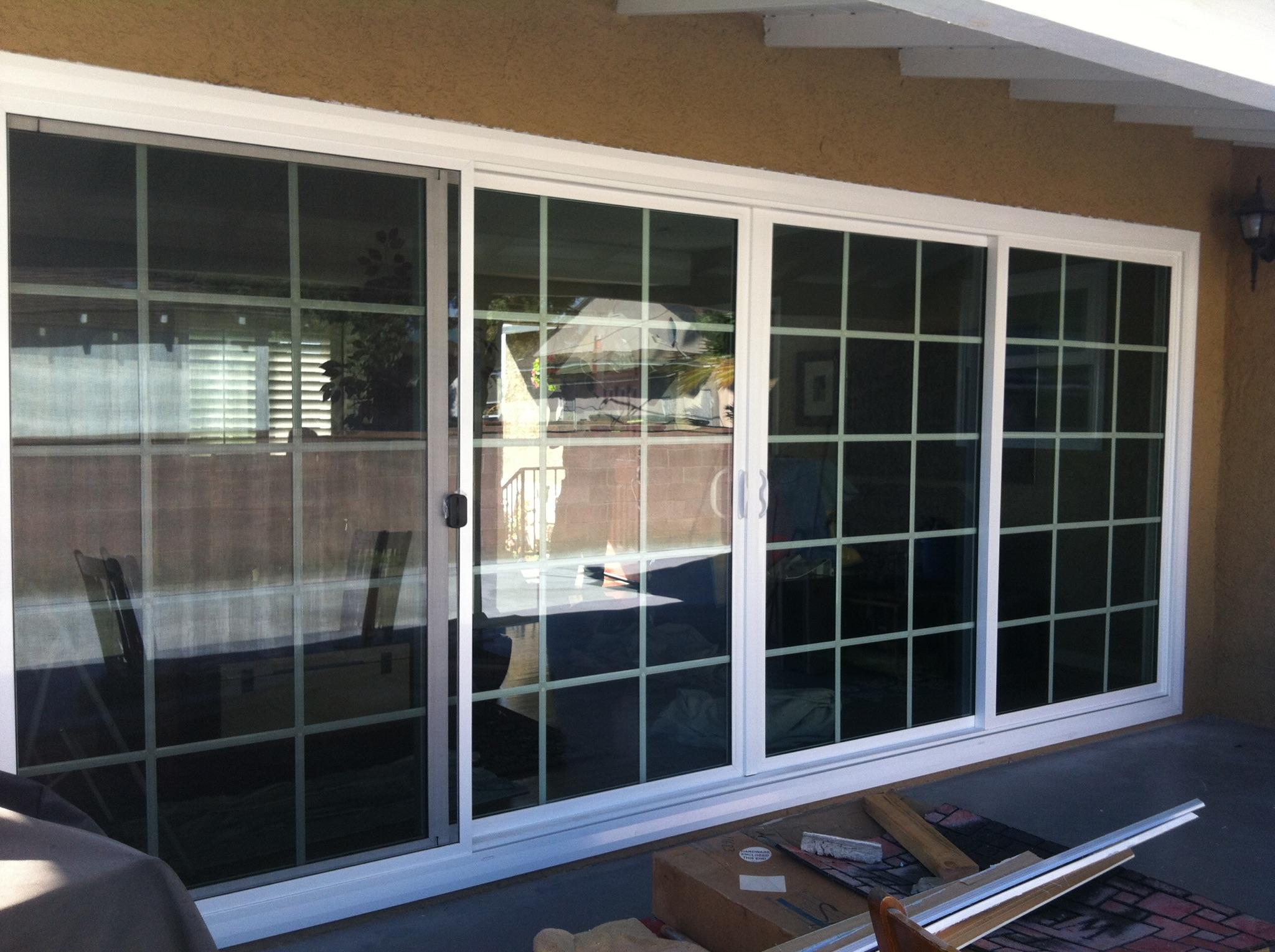 Gallery And Patio Doors Orange County Riverside
