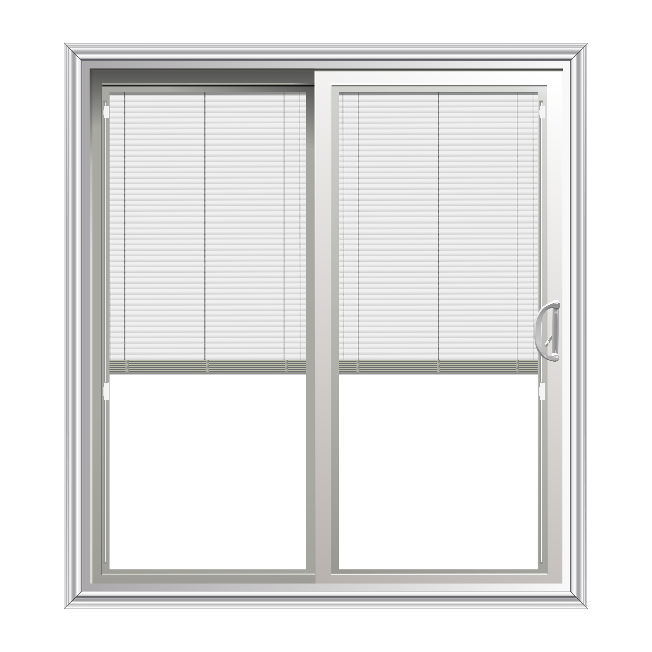 Replacement Windows Patio Doors Blinds Between Glassorange